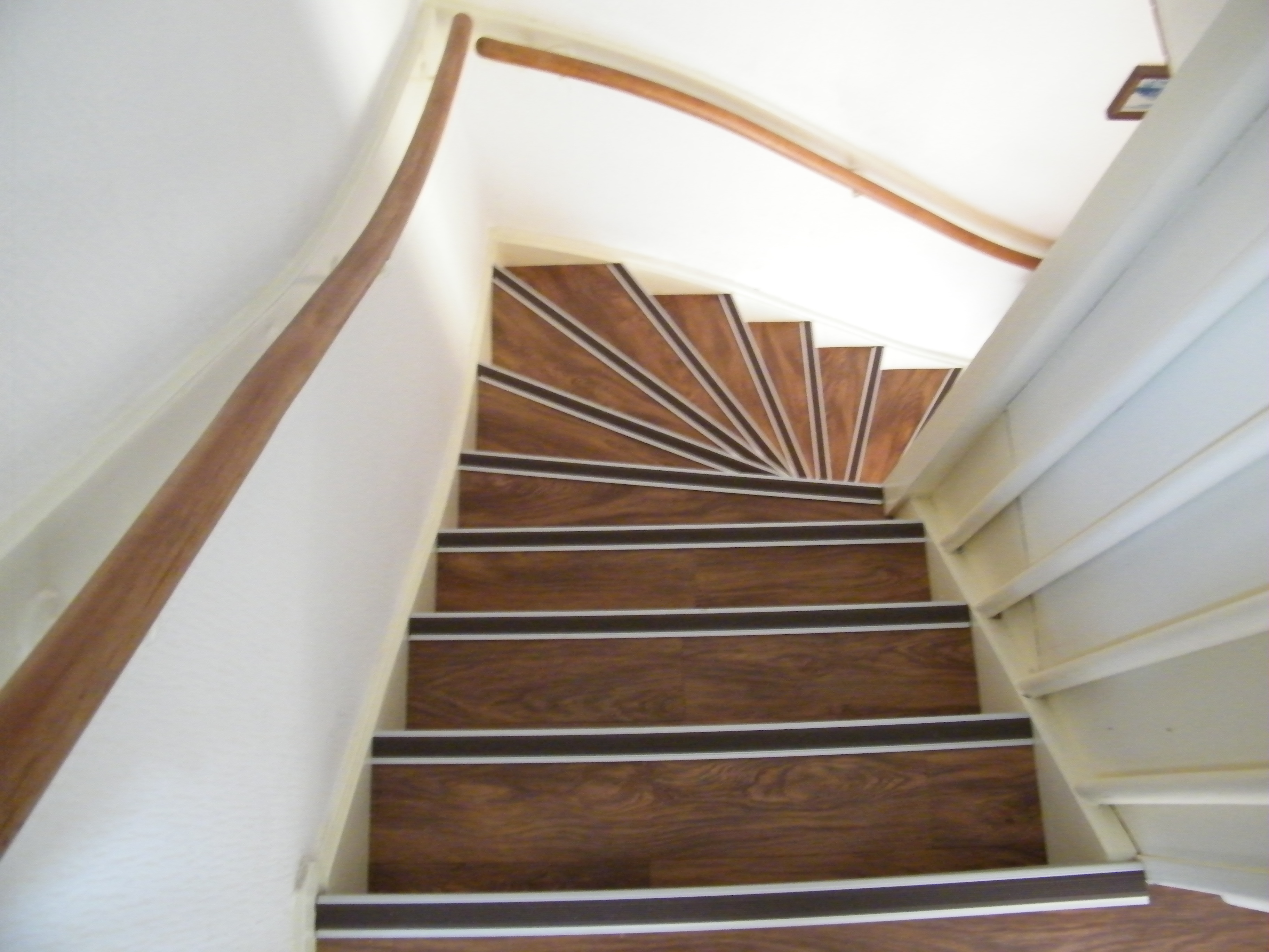 mag ik mijn trap maken zoals ik dat wil trap met kwart